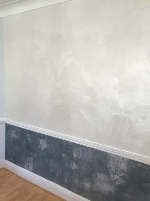 Decorativo Decorative Finish Feature Wall